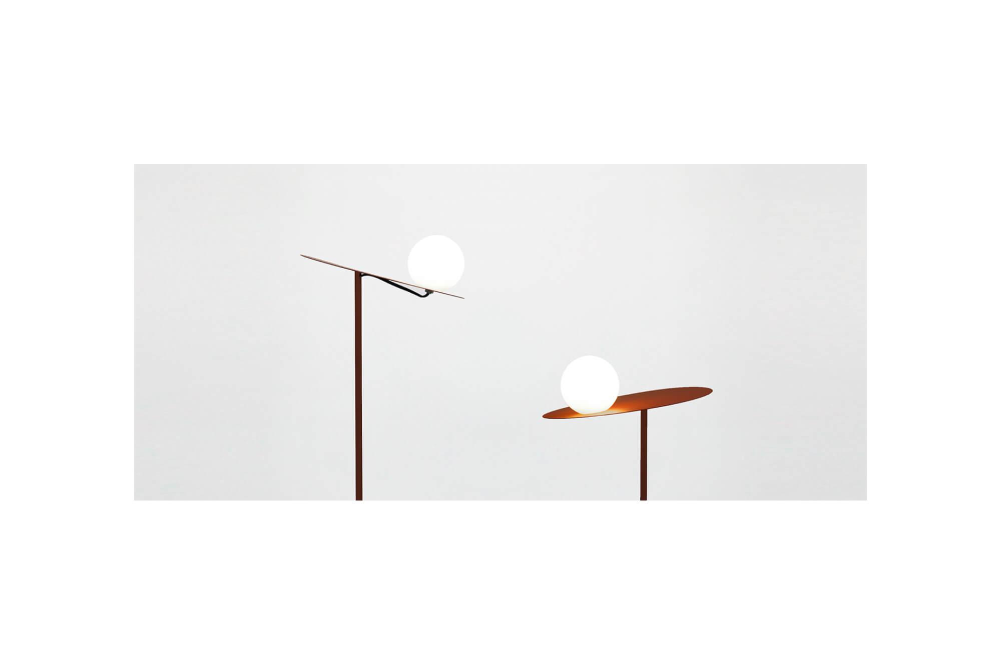 The Edge Floor Lamp