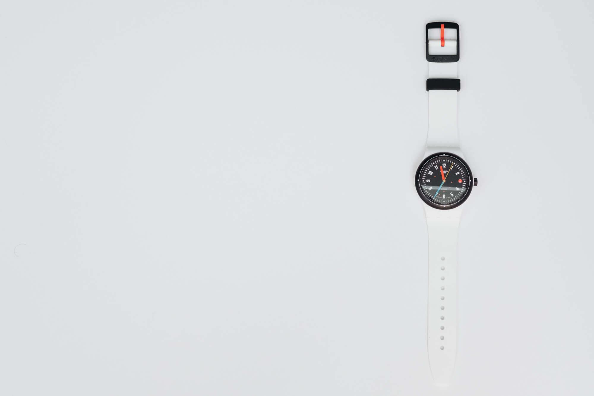 Swatch Sistem Bau Watch Review