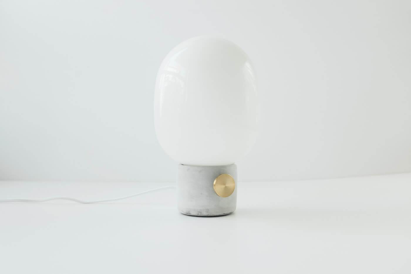 Menu JWDA Concrete Lamp Review