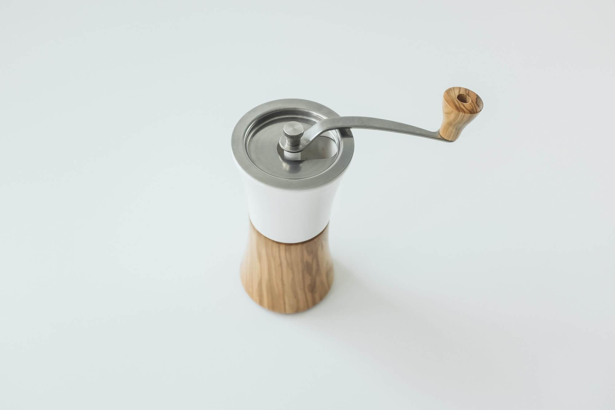 Hario Wood Coffee Grinder Review