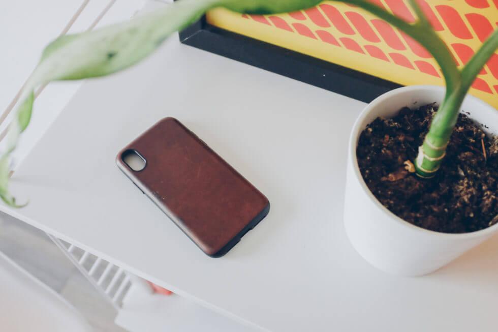 Nomad Rugged iPhone Case
