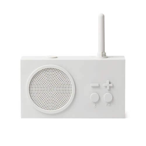 Tykho 3 FM Radio & Bluetooth® Speaker