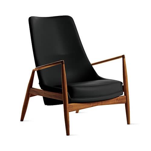 Seal Chair, High Back