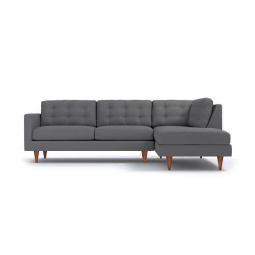 Logan 2pc Sectional Sofa