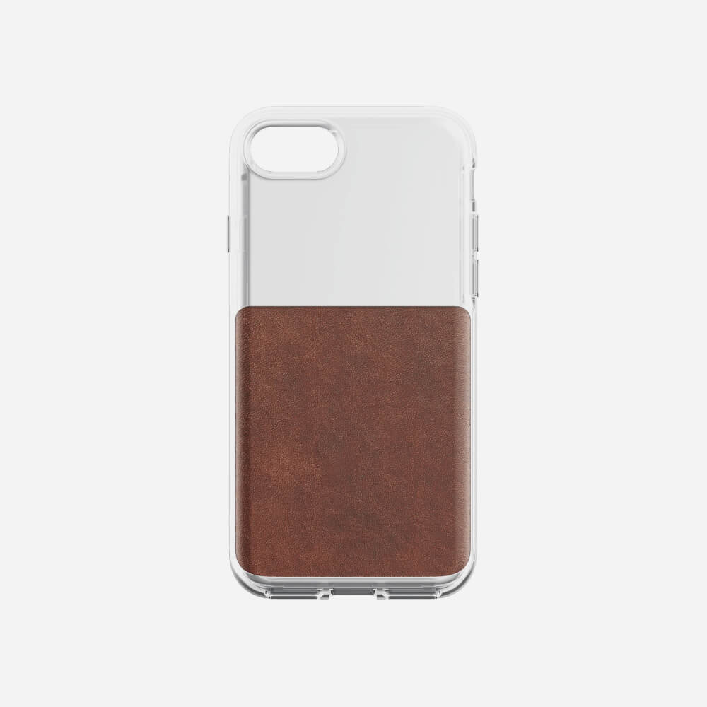 Nomad clear iPhone 7/8 Case