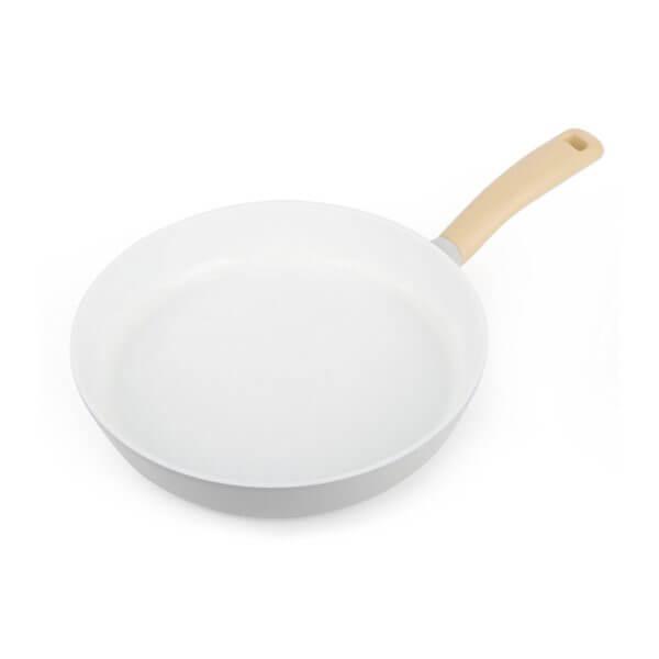 Retro Cast Aluminum Frying Pan