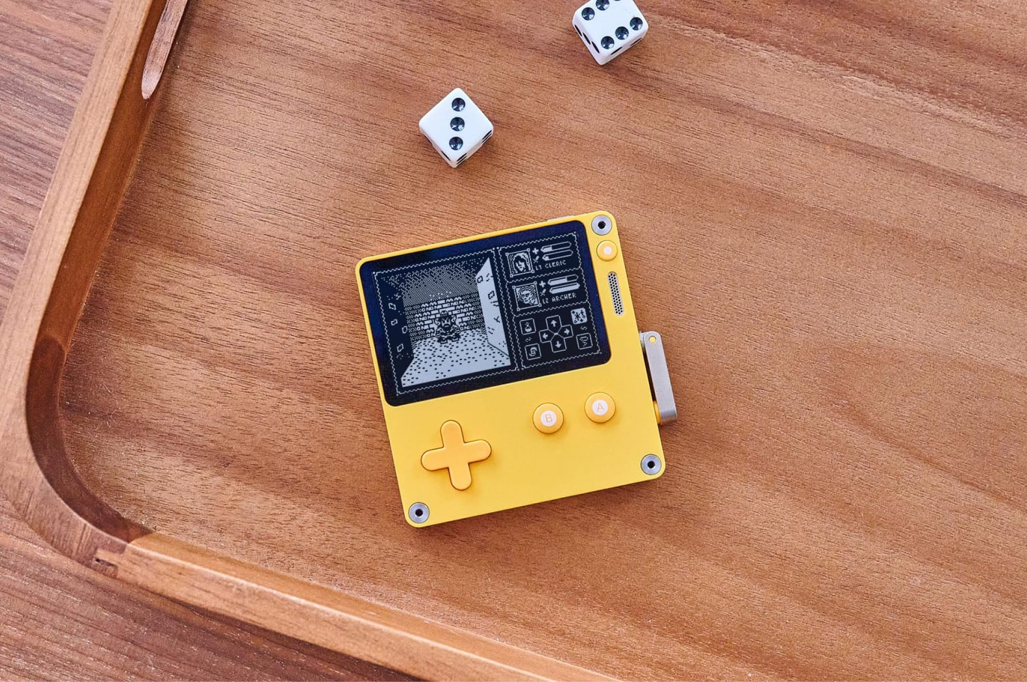Playdate — Simplifying handheld gaming