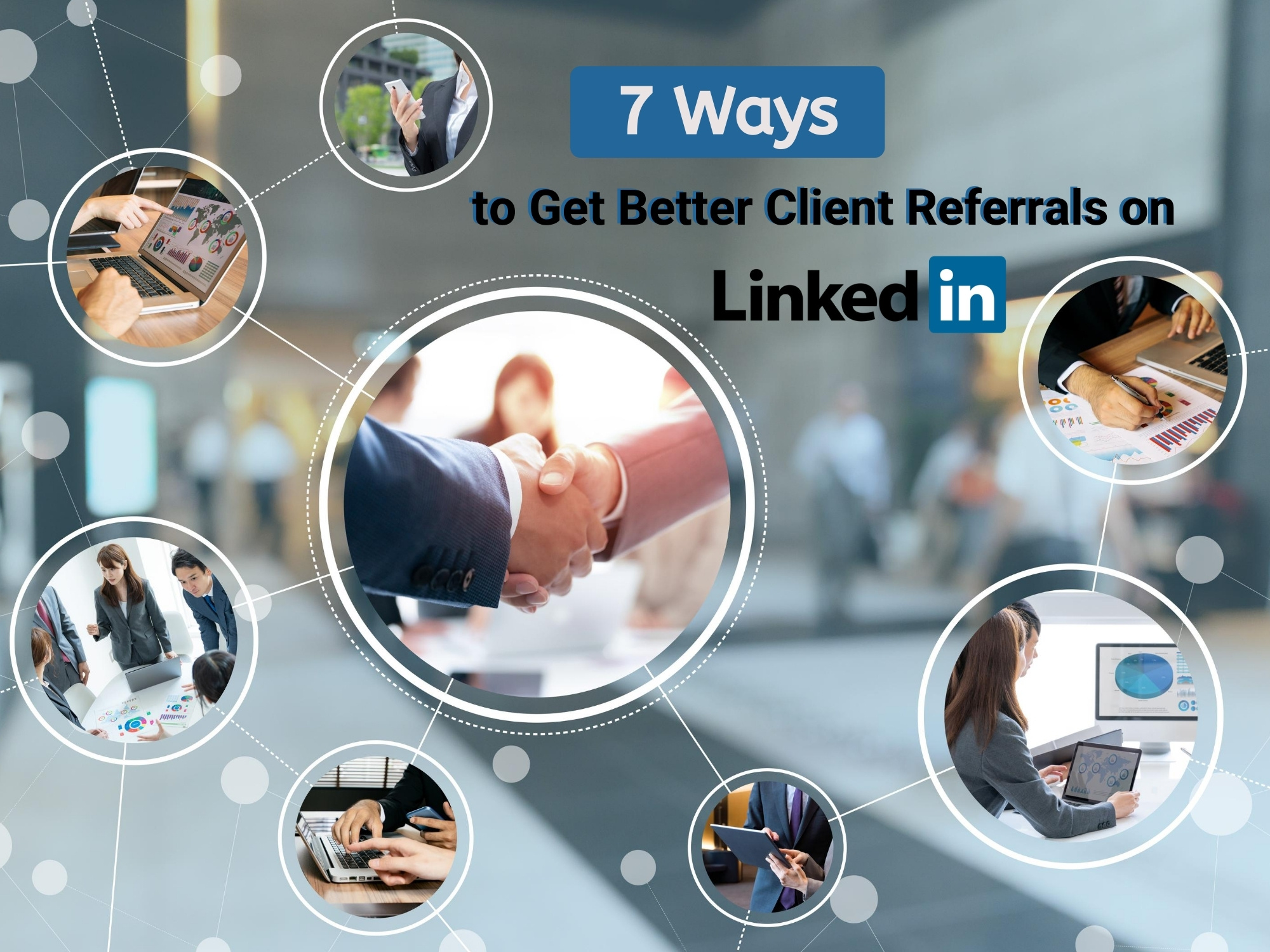 "Meranda Vieyra Publishes ""7 Ways to Get Better Client Referrals on LinkedIn"" on the Martindale-Avvo Blog"