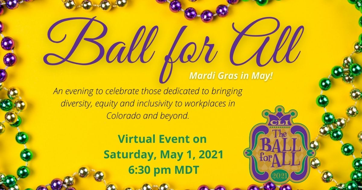 Denver Legal Marketing Sponsors the Center for Legal Inclusiveness Event – Ball for All Gala
