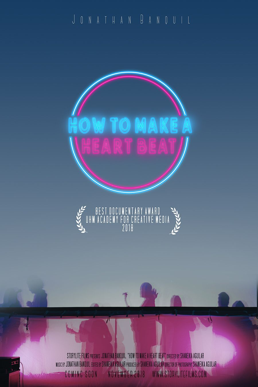 how to make a heart beat - shaneika aguilar