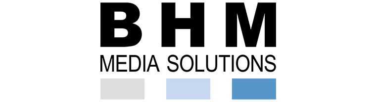 BHM Media Solutions Logo