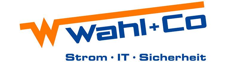 Wahl + Co Logo