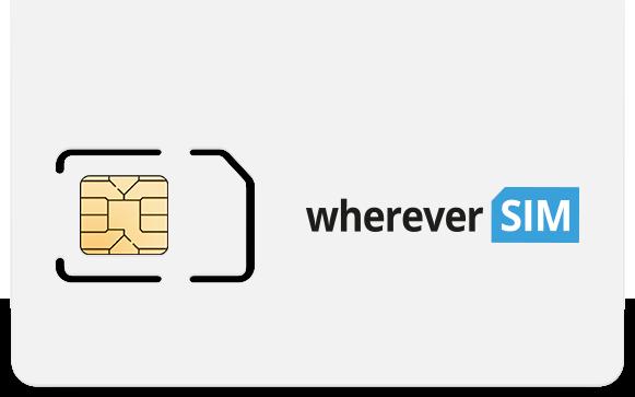 Sim Karte - wherever SIM