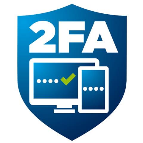 2-Faktor Authentifizierung