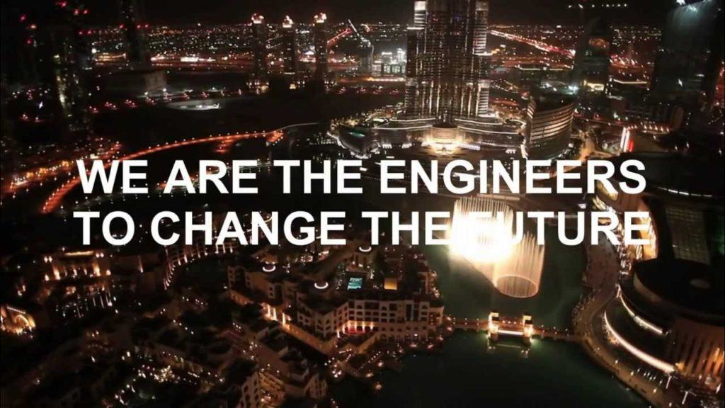 engineers change world