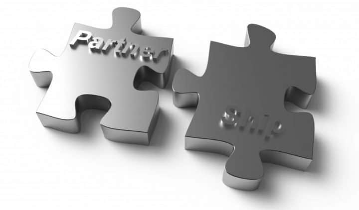 partnership in two puzzles