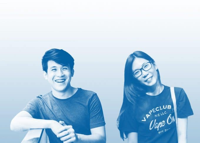 NEXT Academy graduates, Jeremy and Jeannette co-founded VapeClubMY