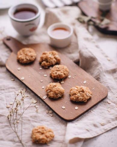 Delicious BakedKL Oatmeal Cookies
