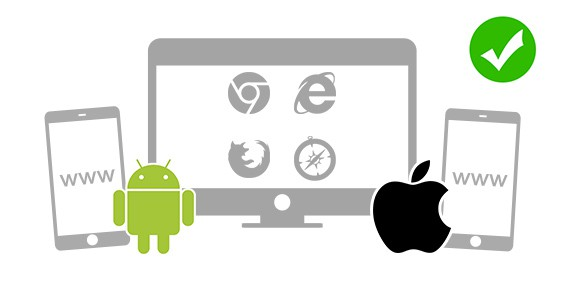 IOS , Web, Android
