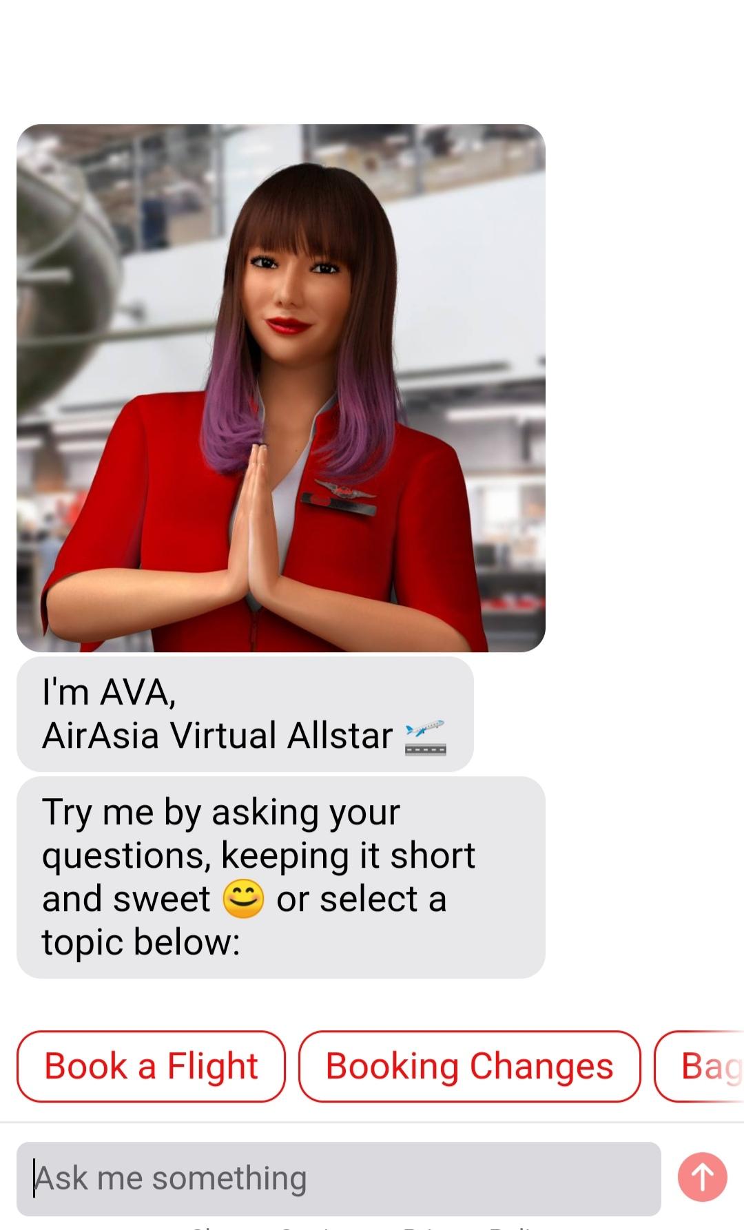 air-asia-chatbot