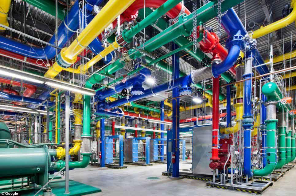 a underground database