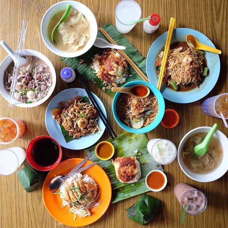 Malaysia's street foods