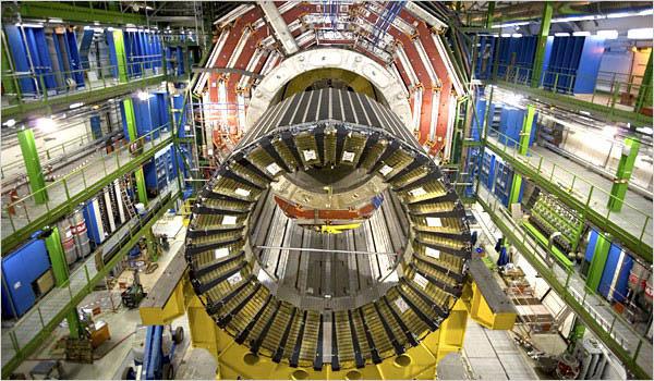 Nano tech particle accelerator
