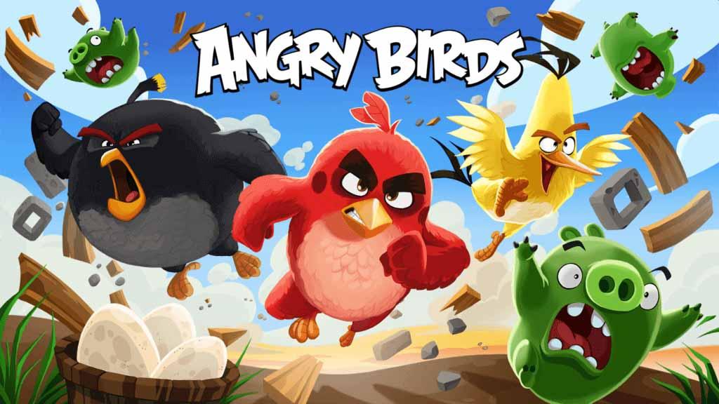 Angry Bird game