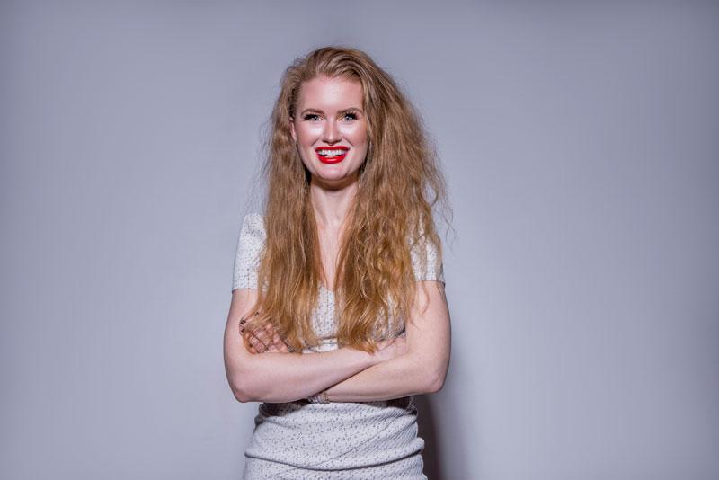 Kimberly Ann O'Connor a Toronto based hypnotist