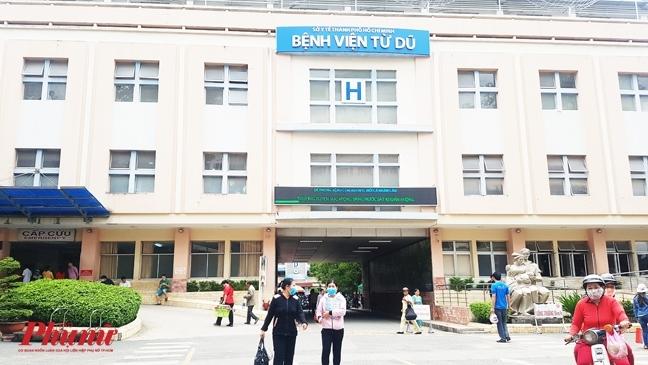 3. Phòng khám nam khoa bệnh viện Từ Dũ