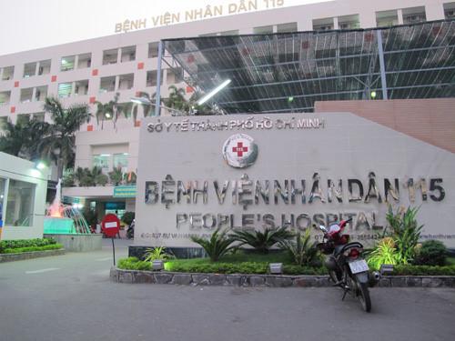 7. Khoa nam học bệnh viện Nhân Dân 115