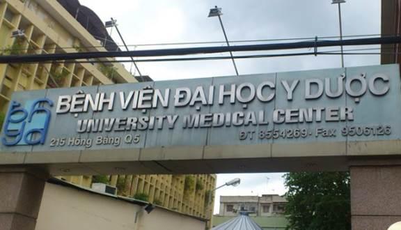 5. Khoa tiết niệu - Phòng khám nam khoa bệnh viện Đại học Y dược
