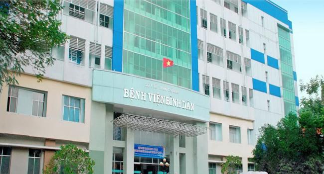 4. Phòng khám nam khoa bệnh viện Bình Dân