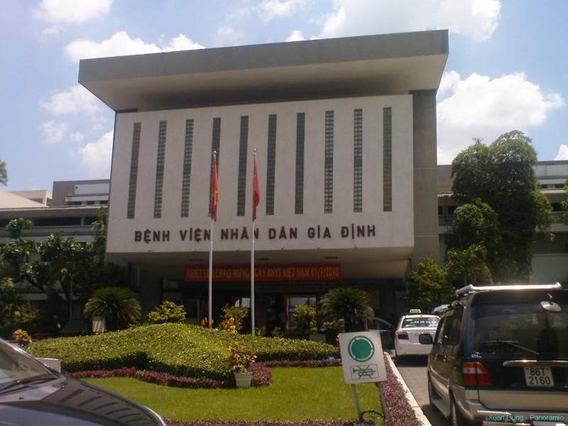 Phòng khám nam khoa bệnh viện Gia Định