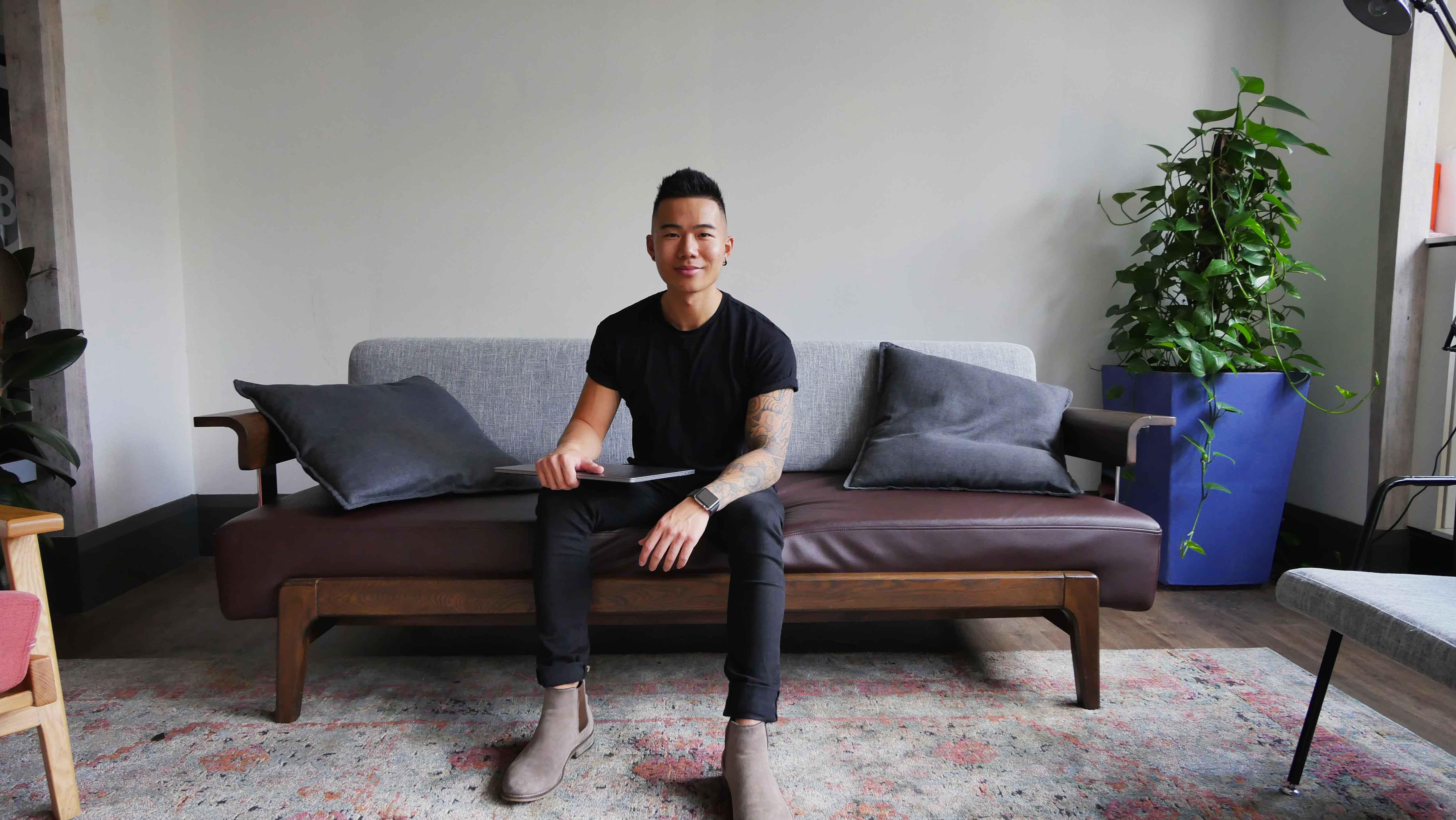 Michael Wong UX Designer