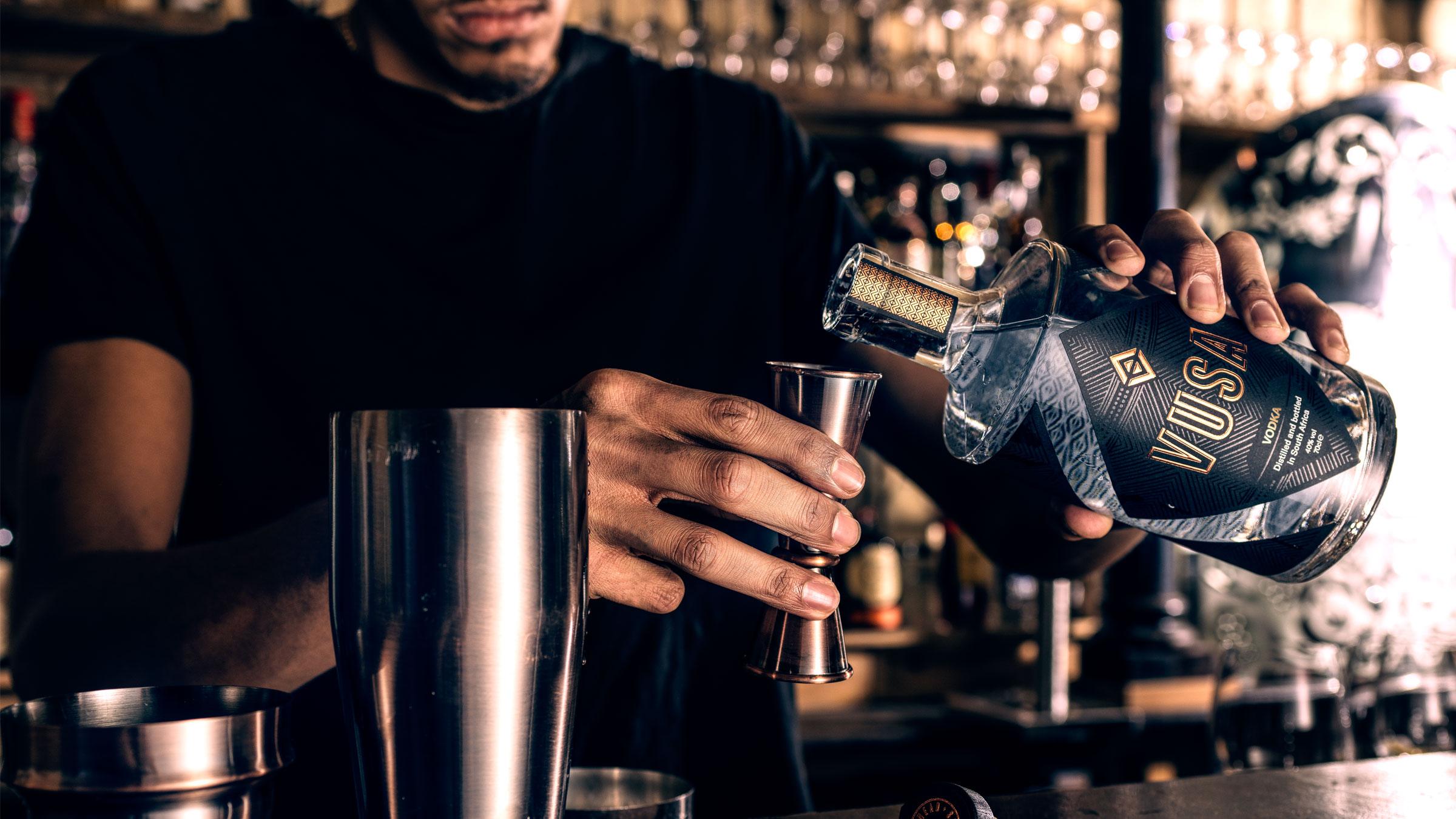 Vusa bottle design shoot