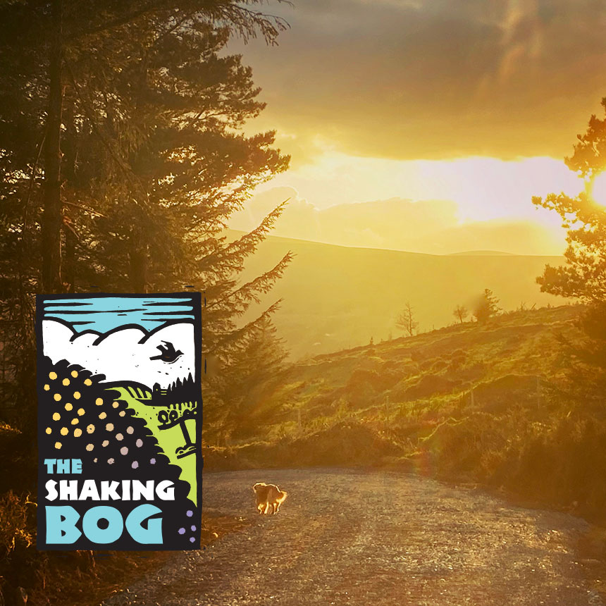 The Shaking Bog Podcast cover - Spring