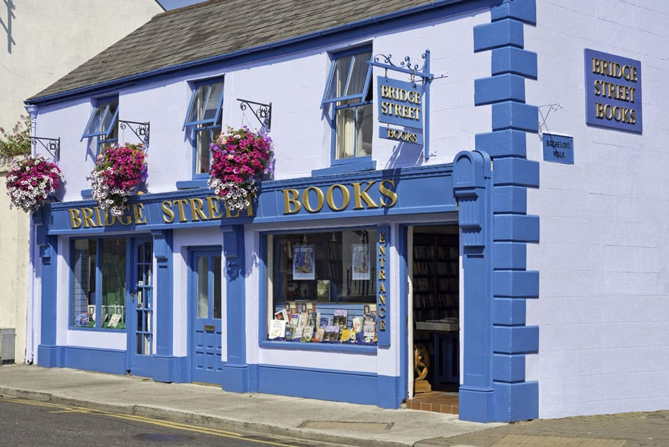 Bridge Street Books is our official retail partner