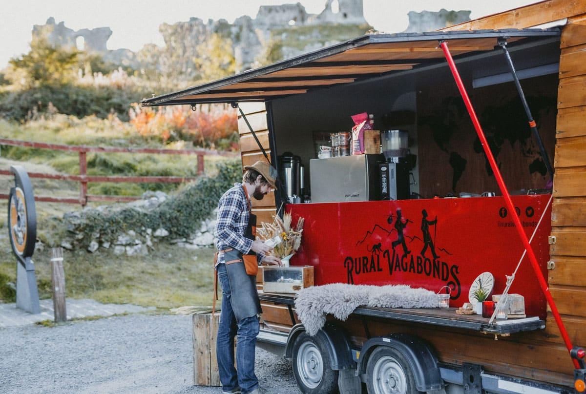 Rural Vagabonds Coffee