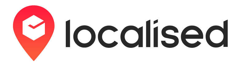 Localised logo