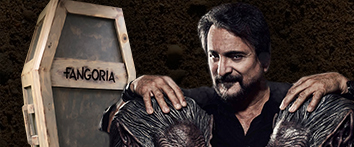 Tom Savini Horror Burial Coffin
