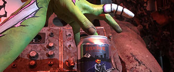 Haunted House Beer