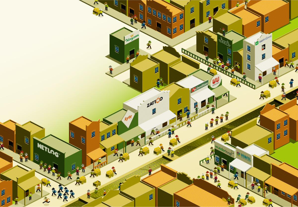 2007: Sonntagszeitung, 17. Juni, Illustration Multimedia-Bund