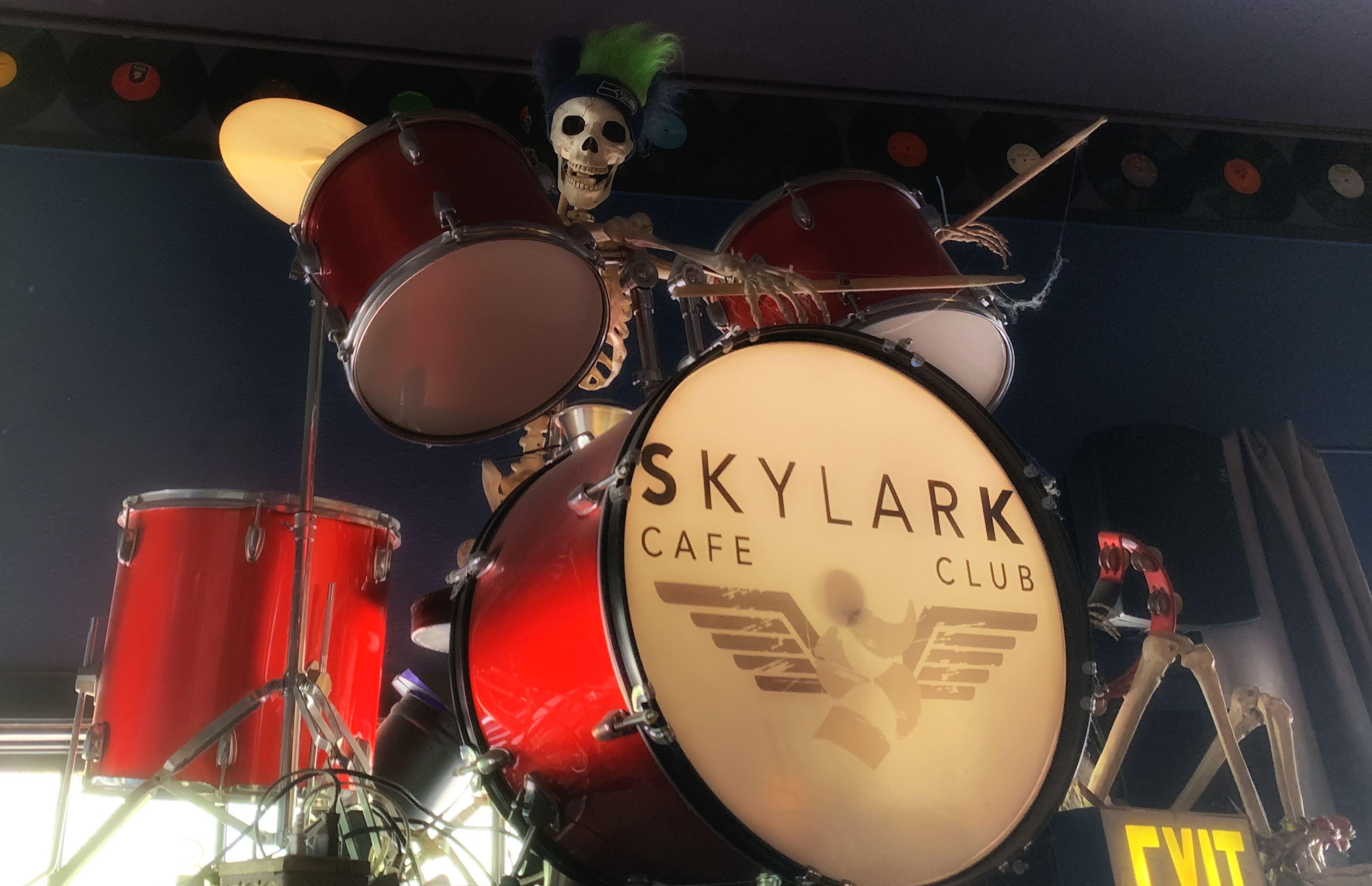 skylark cafe west seattle pidgeon point