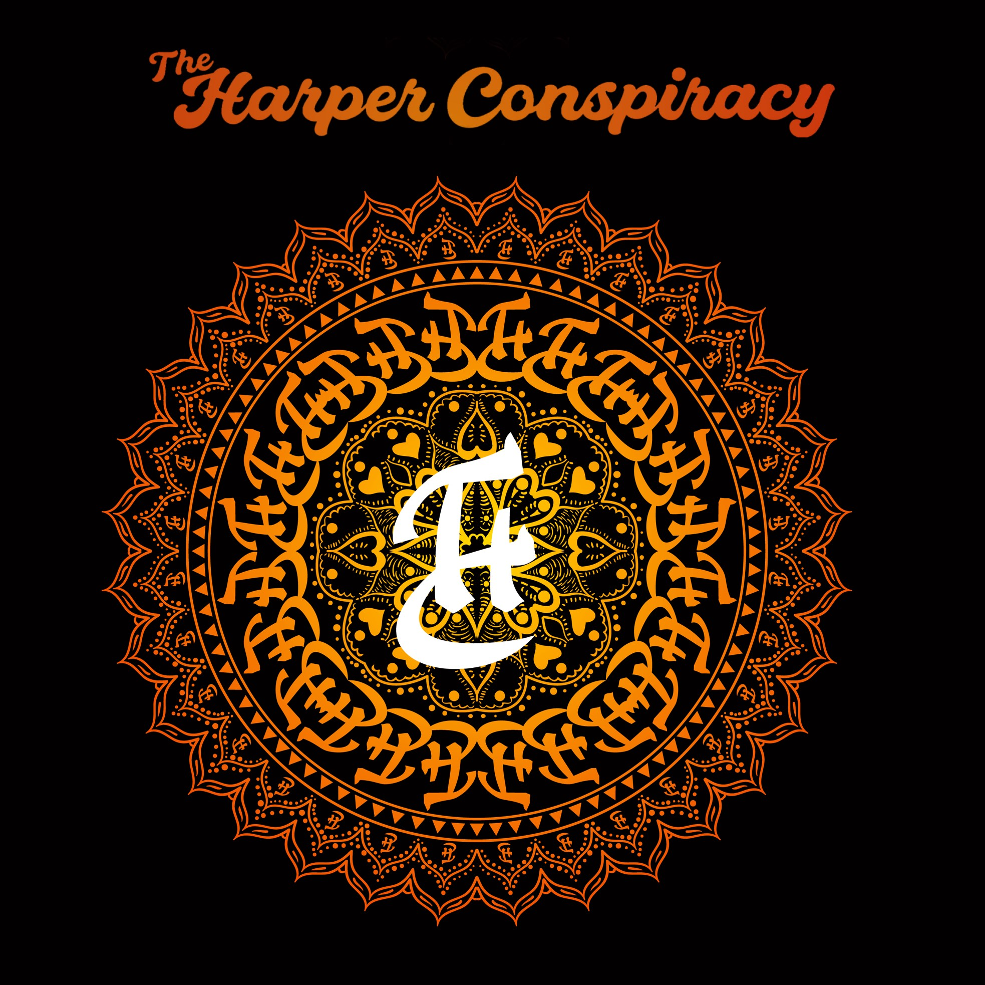 Sonic love bursting from lyric driven indie rock to fresh and funky vintage vibes. The Harper Conspiracy & The Fully Realized are a package deal!