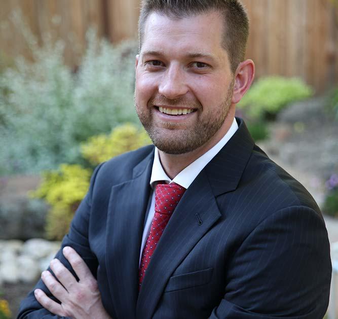 Dr. Jared Forrester