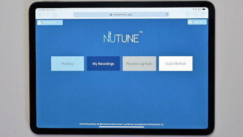 NuTune Music | The App for Musicians