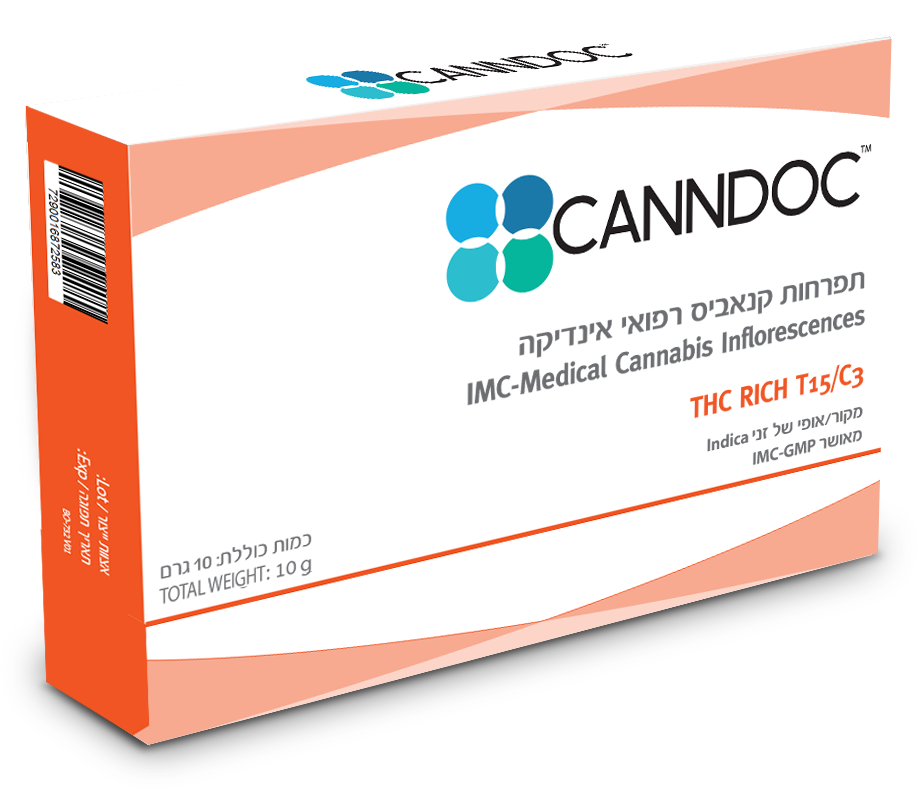 Canndoc | GMP Pharma-Grade Cannabis