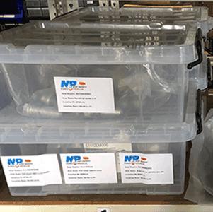 More RWO Veolia Spare Parts