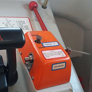 Qingdao Beihai Lifeboat Release Gear Mechanism